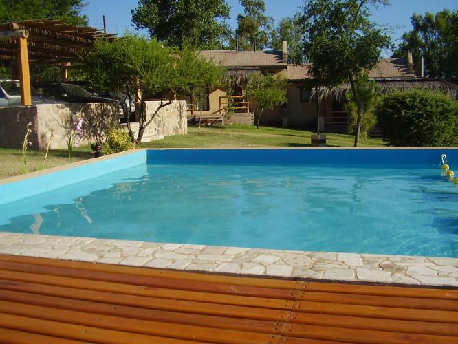 1181609714969846105943618036196794166998153o La Antigua Comarca Cabañas en Tanti Córdoba