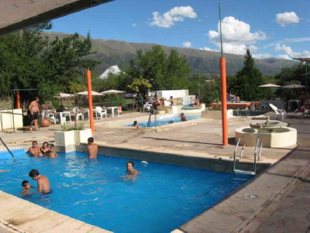 38 Complejo turístico Cerro de Oro