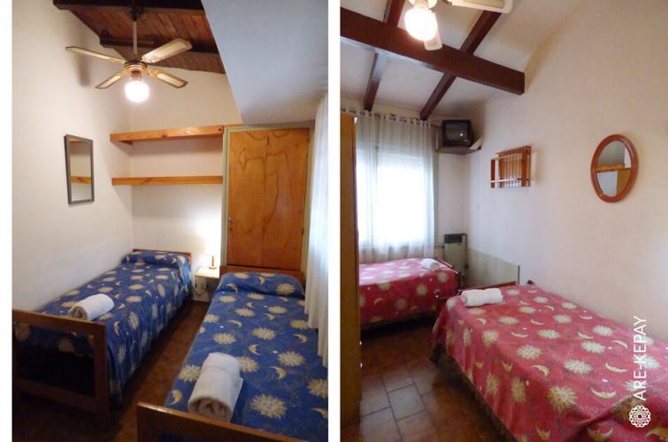 hab3 Hostería Are Kepay (Villa Carlos Paz, Córdoba) - Cabañas.com