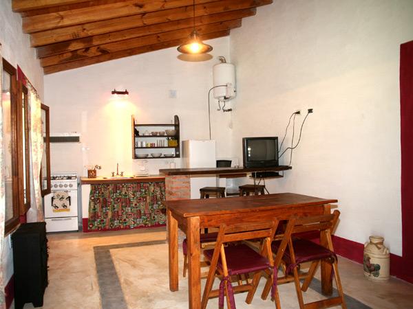 02 Rancho la Peregrina Cabañas en Alquiler Nono - Cabañas.com