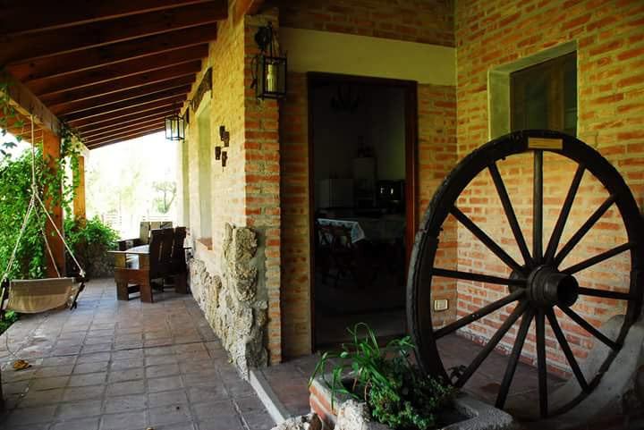 22 Rancho la Peregrina Cabañas en Alquiler Nono - Cabañas.com