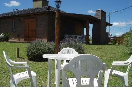 exteriorinicio Lomas del Dique Cabañas (Villa del Dique, Córdoba) - Cabañas.com