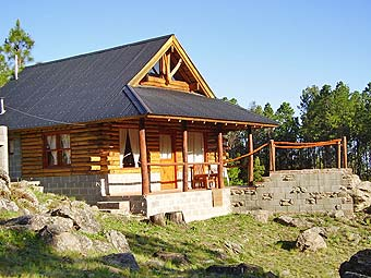 cabana5 Aldea de los cerros Villa Yacanto Córdoba