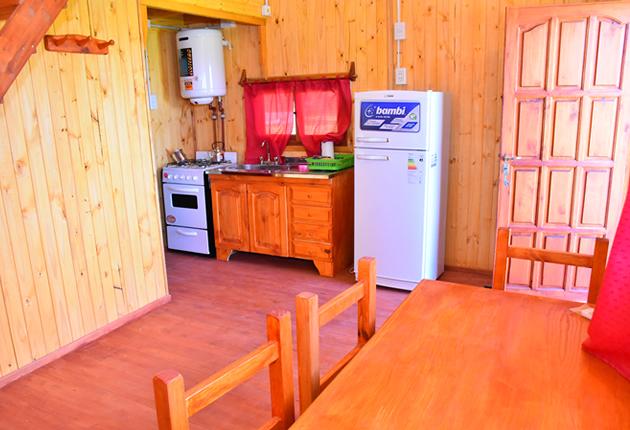 int007 Cabañas Sol y Luna Gualeguaychú Alojamiento en Cabañas