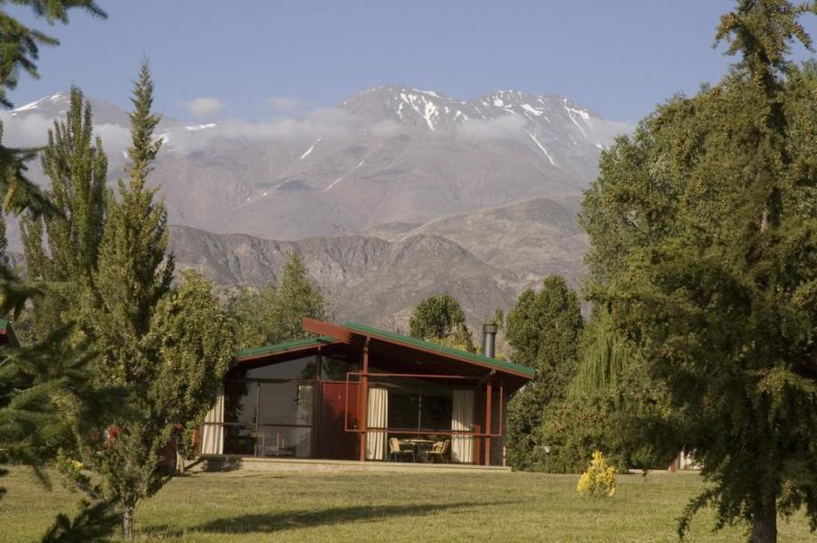 cabaniasmontania Cabañas Andinas (Potrerillos, Mendoza) - Cabañas.com