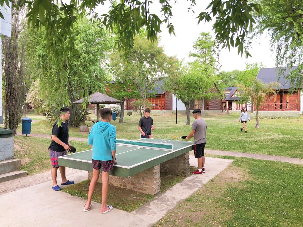 ping_pong Aires del Delta | Cabañas.com