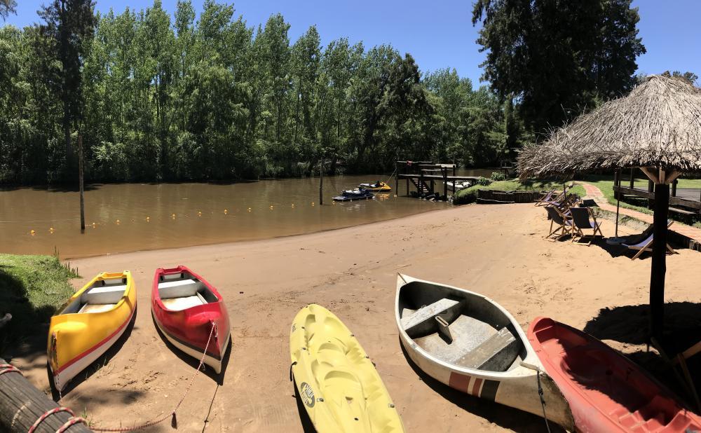 Playa4 Río Manso Tigre | Cabañas.com