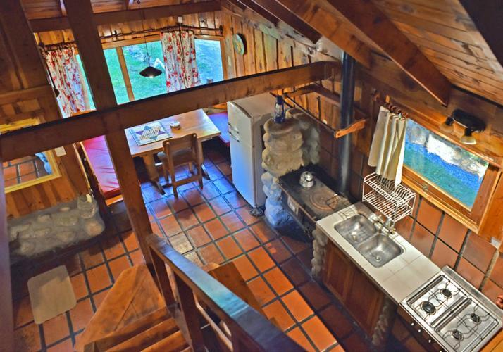 cab45gn Ruma Andina Cabañas en Villa La Angostura