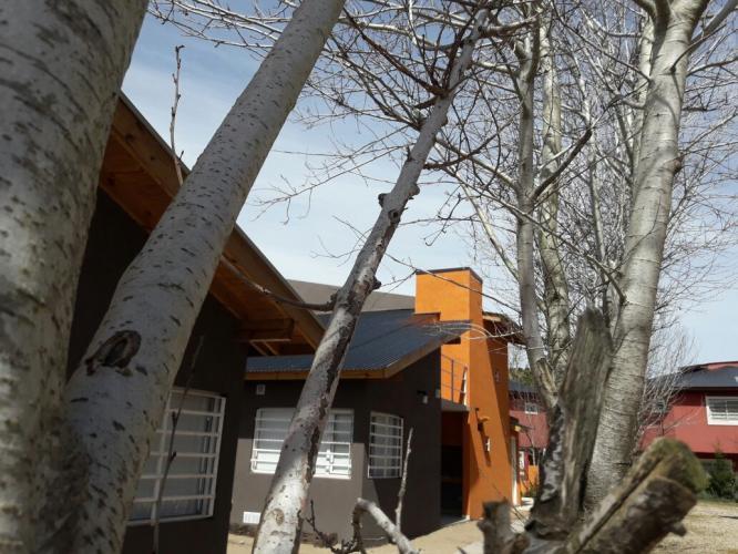 3exterior Brisas De Gesell Alojamiento en Villa Gesell - Cabañas.com