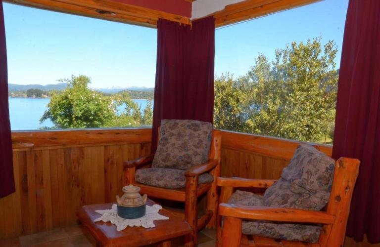 8pax22 Don Cirilo Cabañas y Camping En Villa Pehuenia - Cabañas.com