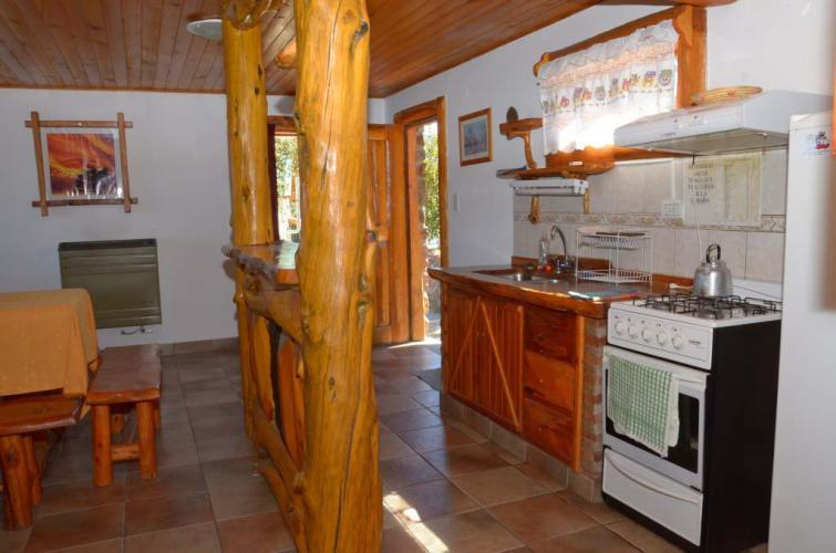8pax26 Don Cirilo Cabañas y Camping En Villa Pehuenia - Cabañas.com