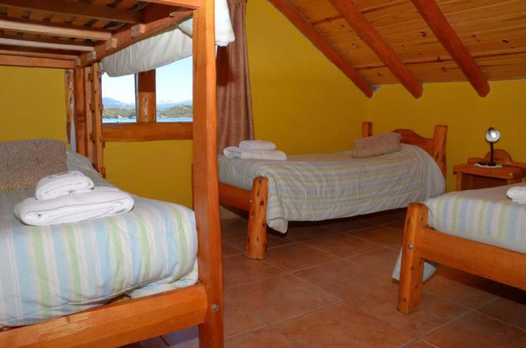 8pax29 Don Cirilo Cabañas y Camping En Villa Pehuenia - Cabañas.com