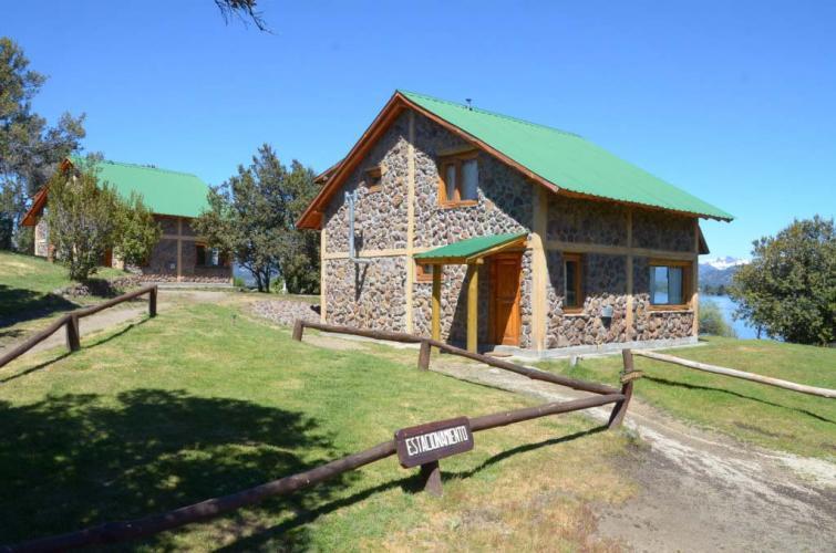 8pax40 Don Cirilo Cabañas y Camping En Villa Pehuenia - Cabañas.com
