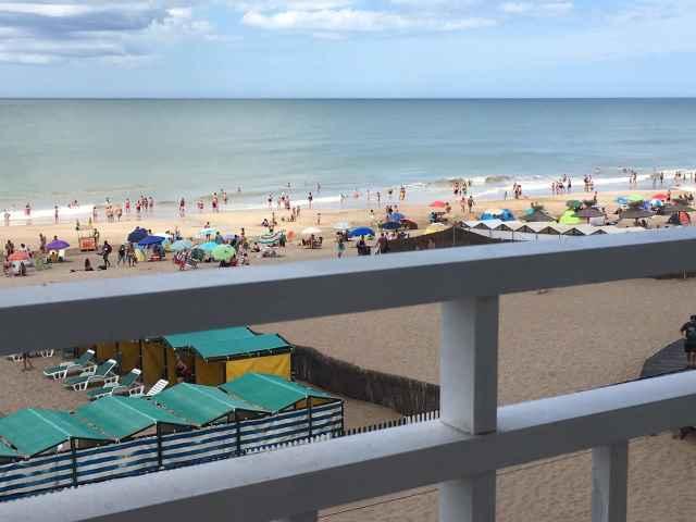 7 Departamento para 8 personas - Frente al mar | Cabañas.com