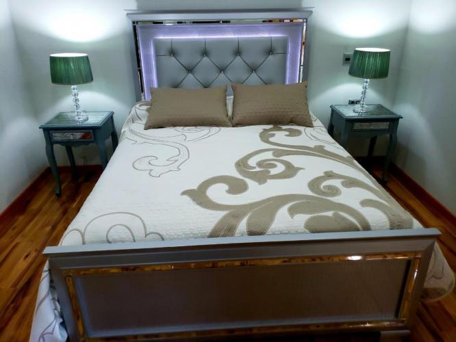 Cabañas el Dorado habitación