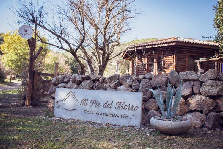 214970528 Al Pie del Morro Cabañas en Merlo - Cabañas.com