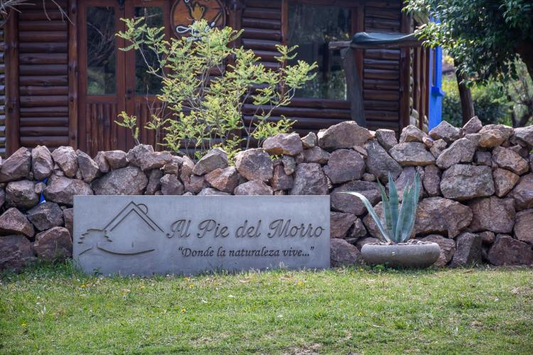 225952798 Al Pie del Morro Cabañas en Merlo - Cabañas.com