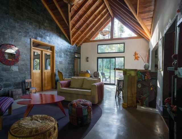 147255449 Hostería Arcanos Casa de Montaña Puerto Manzano