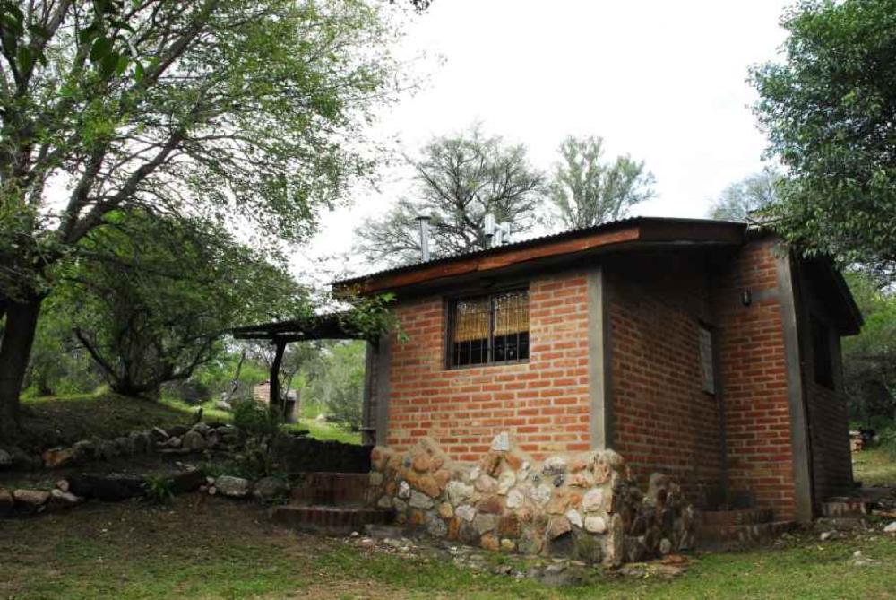 P1 Trinidad Traslasierra - Casa Mora / Casa Tuna | Cabañas.com