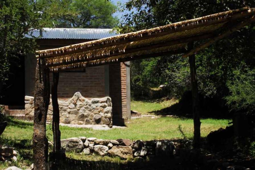 P7 Trinidad Traslasierra Cabañas Los Hornillos