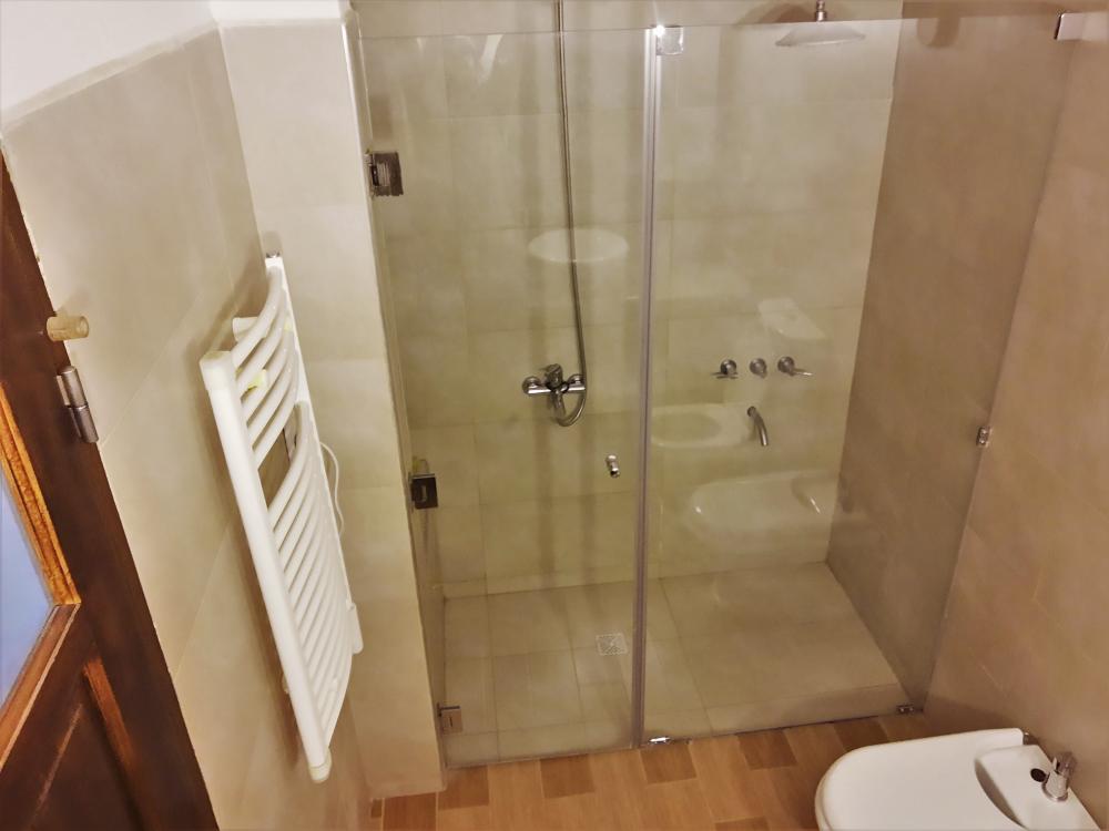 baño principal, ducha doble